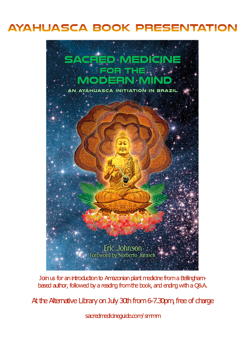 Sacred Medicine for the Modern Mind
